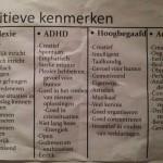 Asperger Kenmerken